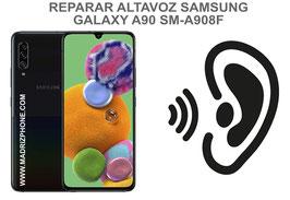 Cambiar / Reparar Altavoz Auricular Samsung Galaxy A90 5G SM-A908F