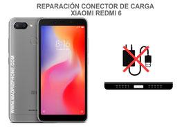 Cambiar / Reparar Conector de Carga Xiaomi Redmi 6