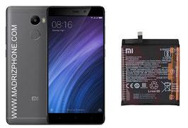 Cambiar / Sustituir Bateria Xiaomi Redmi 4X