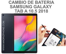 Cambiar / Reemplazar Bateria Samsung Galaxy TAB A 10.5 2018 SM-T590 , SM-T595