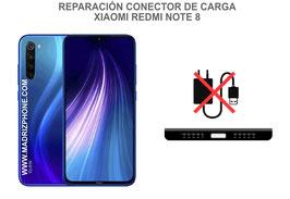 Cambiar / Reparar Conector de Carga Xiaomi Redmi Note 8 ( M1908C3JG )