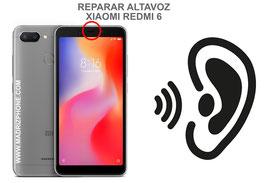 Cambiar / Reparar Altavoz Auricular Xiaomi Redmi 6