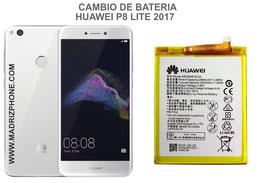 Cambiar / Reparar Bateria HUAWEI P8 LITE 2017 PRA-LX1