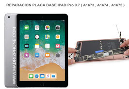 Reparar Placa Base Apple ipad Pro 9.7  ( A1673 , A1674 , A1675 )