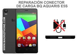 Cambiar / Reparar Conector de Carga BQ AQUARIS E5S