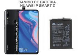 Cambiar / Reparar Bateria HUAWEI P SMART Z