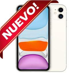 APPLE IPHONE 11 64GB BLANCO LIBRE NUEVO PRECINTADO