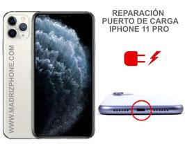 Cambiar / Reparar conector de carga iPhone 11 PRO