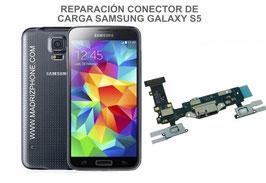 Cambiar / Reparar Puerto de Carga Samsung Galaxy S5 SM-G900F , I9600