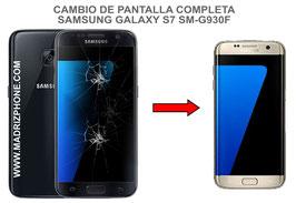 Cambiar / Reparar Pantalla Completa Samsung Galaxy S7  SM-G930F
