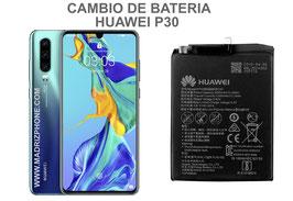 Cambiar / Reparar Bateria HUAWEI P30 ( ELE-L09 ELE-L29 ) Calidad Premium