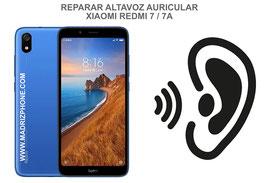 Cambiar / Reparar Altavoz Auricular Xiaomi Redmi 7 / 7A ( M1903C3EC , M1810F6LG )