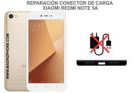 Cambiar / Reparar Conector de Carga Xiaomi Redmi Note 5A