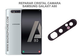 Cambiar / Reparar Cristal camara trasera Samsung Galaxy A80 SM-A805F