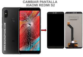 Cambiar / Reparar pantalla completa Xiaomi Redmi S2