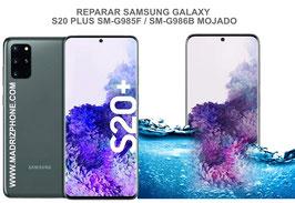 Reparar / Recuperar  Samsung Galaxy S20 PLUS SM-G985F / SM-G986B (s20+) Mojado