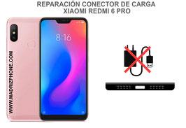 Cambiar / Reparar Conector de Carga Xiaomi Redmi 6 PRO