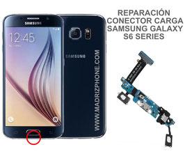 Cambiar / Reparar Puerto de Carga Samsung Galaxy S6 SM-G920F , S6 EDGE SM-G925F , S6 EDGE PLUS SM-G928F