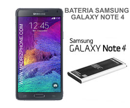 Cambiar / Reemplazar Bateria Samsung Galaxy NOTE 4 SM-N910F ORIGINAL