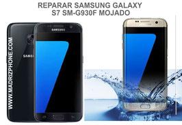 Recuperar / Reparar Samsung Galaxy S7 SM-G930F Mojado