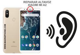 Cambiar / Reparar Altavoz Auricular Xiaomi Mi A2