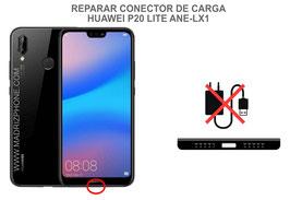 Cambiar / Reparar Conector de Carga HUAWEI P20 Lite ANE-LX1