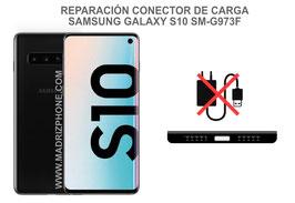 Cambiar / Reparar Conector de Carga Samsung Galaxy S10  SM-G973F
