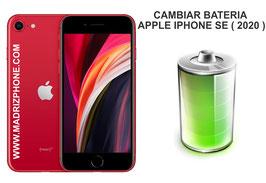 Cambiar / Sustituir Bateria Apple  iPHONE SE 2020 Calidad Premium