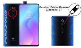 Cambiar / Reparar  Cristal de la camara trasera Xiaomi Mi9T ( MI 9T) M1903F10G
