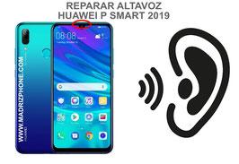 Cambiar / Reparar Altavoz Auricular HUAWEI P SMART 2019 POT-LX1 / POT-LX3
