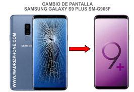 Cambiar / Reparar pantalla completa Samsung Galaxy  S9 Plus SM-G965F
