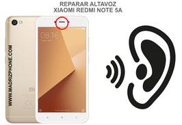 Cambiar / Reparar Altavoz Auricular Xiaomi Redmi Note 5A