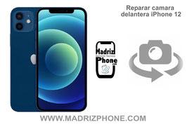 Cambiar / Reparar Cámara Delantera Selfie APPLE iPhone 12 (ORIGINAL)