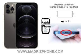Cambiar / Reparar conector de carga Apple iPhone 12 Pro Max