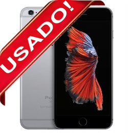 APPLE IPHONE 6S 128GB PLUS LIBRE USADO 9/10 VARIOS COLORES