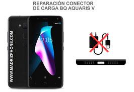 Cambiar / Reparar Conector de Carga BQ AQUARIS V