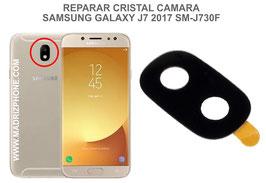 Cambiar / Reparar Cristal camara trasera SAMSUNG GALAXY J7 2017 SM-J730F