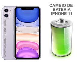 Cambiar / Reemplar Bateria Apple  iPHONE 11