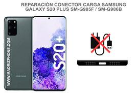 Cambiar / Reparar Conector de Carga Samsung Galaxy S20 PLUS SM-G985F / SM-G986B (s20+)