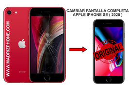 Cambiar / Reparar Pantalla Completa Apple iPHONE SE 2020 Original