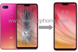 Cambiar / Reparar pantalla completa Xiaomi Mi8 ( Mi 8 ) ORIGINAL