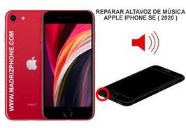 Reparar / Cambiar altavoz de música Apple iPHONE SE 2020