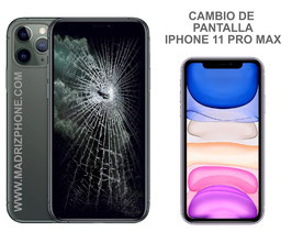 Cambiar / Reparar Pantalla Completa Apple iPHONE 11 PRO Max Compatible Calidad OLED