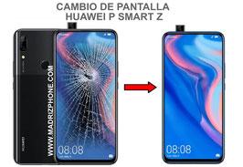 Cambiar / Reparar Pantalla Completa HUAWEI P SMART Z Calidad Premium