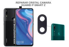 Cambiar / Reparar Cristal camara trasera HUAWEI P SMART Z