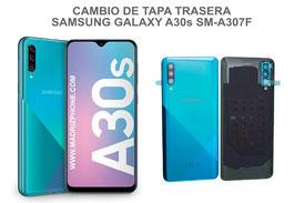 Cambiar / Reparar Tapa Trasera Samsung Galaxy A30s SM-A307F