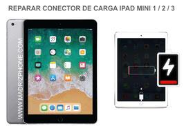 Cambiar / Reparar Conector de Carga Apple iPAD Mini 1 / 2 / 3 ( A1432, A1454, A1455 , A1489 , A1490 , A1491 , A1599 , A1600 )