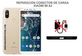 Cambiar / Reparar Conector de Carga Xiaomi Mi A2