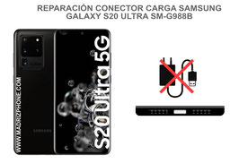Cambiar / Reparar Conector de Carga Samsung Galaxy S20 ULTRA SM-G988B