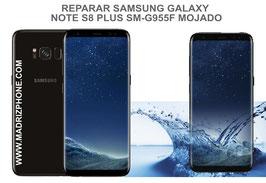Reparación / Recuperación  Samsung Galaxy S8 G950f / S8 Plus G955f Mojado